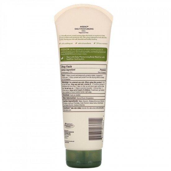 Aveeno Daily Moisturizing Lotion Fragrance Free - 227 ml