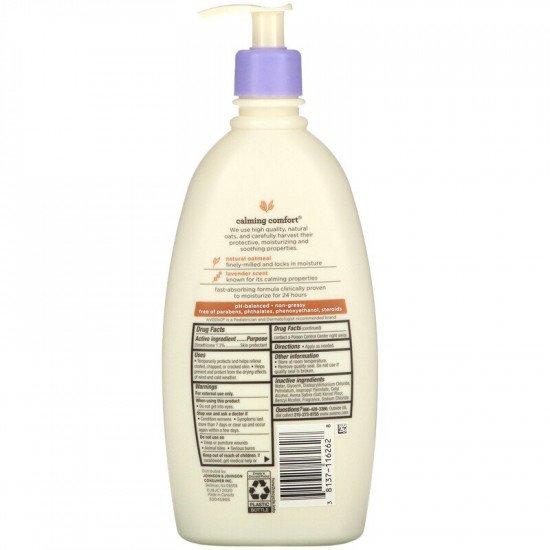 Aveeno Baby Lotion Lavender and Vanilla - 532 ml