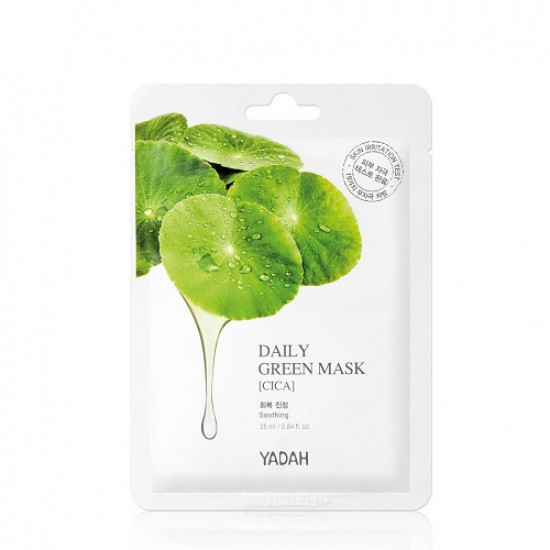Yaddah Paper Skin Renewal And Repair Mask With Cica Dali Extract